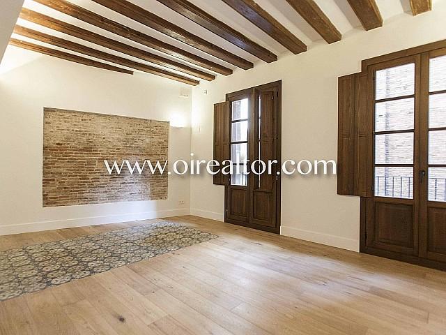 Продается квартира с ремонтом в сердце Готического квартала, Барселона