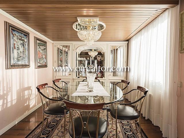 Sublime appartement en attique en vente dans le meilleur endroit de Sant Gervasi-Bonanova