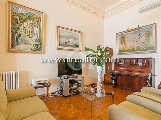 Appartement exceptionnel en vente dans l'Eixample Dreta