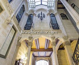 Appartement moderniste élégant en vente dans l'Eixample Dreta de Barcelone