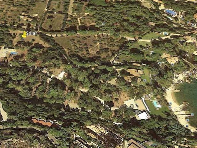 Solar en venta en enclave privilegiado en Aiguablava, Begur-Costa Brava