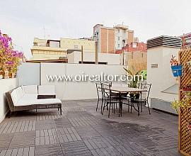 Venta de casa adosada a 600 mts de la playa en Poblenou, Barcelona