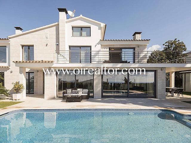 Spectaculaire maison de haut standing en vente à Can Teixidor, Alella