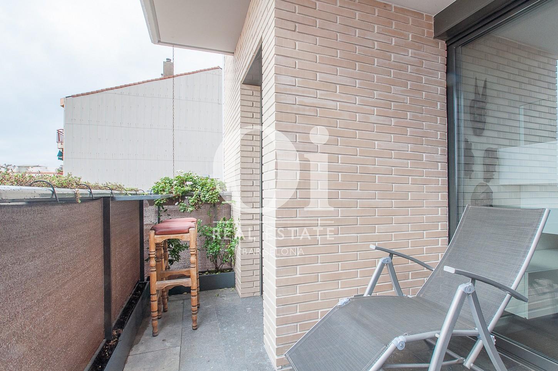 Balcon agréable dans un appartement en vente dans le Poble Nou