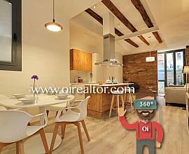 Apartamento en venta con magnifica reforma en Eixample Izquierdo