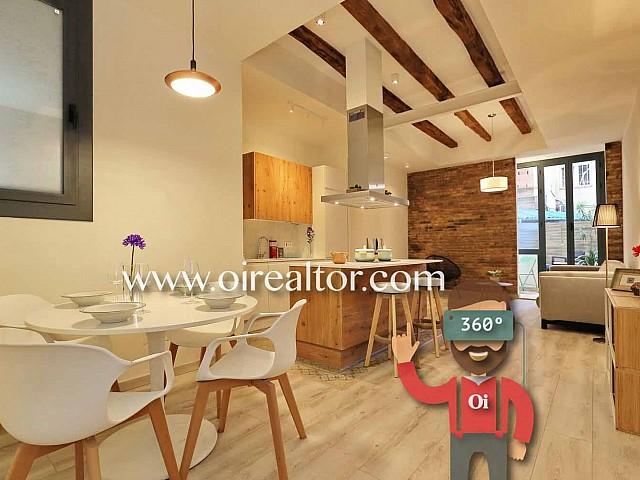 Apartament en venda amb magnífica reforma a l'Eixample Esquerra