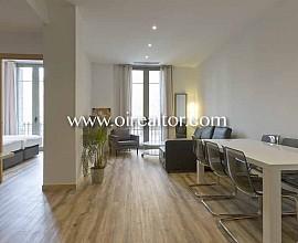 Lujoso piso en venta con Licencia Turística en Barcelona