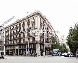 Piso en finca señorial en Plaça Urquinaona, Barcelona