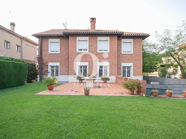 Exclusive house for sale in Bonanova
