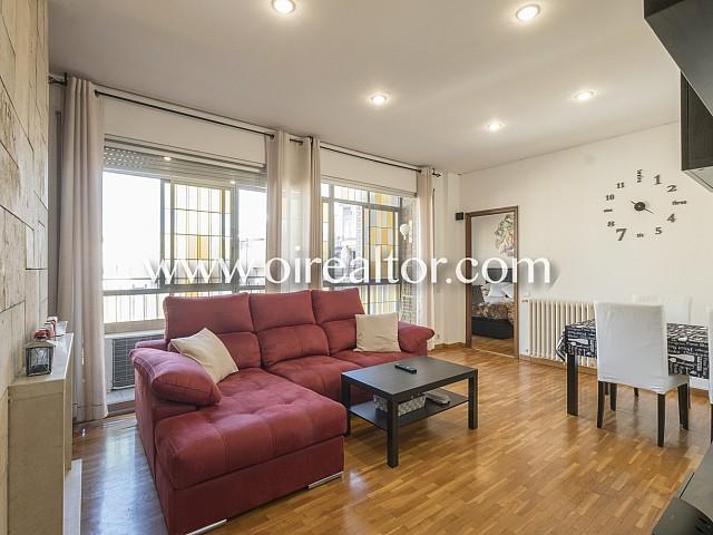 Fabuloso piso en el corazón de Barcelona