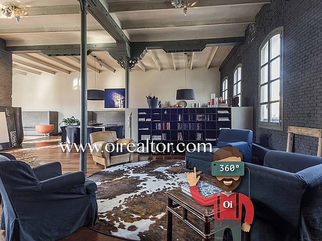 Spektakuläres Design Loft zu verkaufen in der Borne