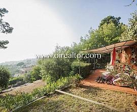 Maravilloso chalet en venta a cuatro vientos en entorno idilico en Sant Pol de Mar, Maresme
