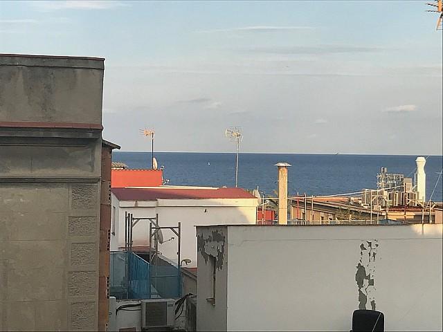 Apartamento en venta con vistas al mar en Barceloneta, ideal inversores