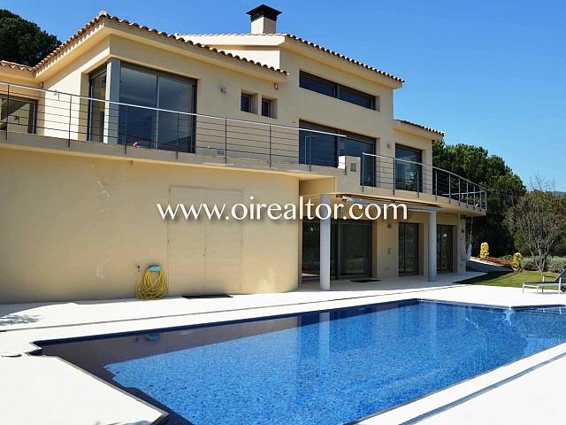 Maravillosa casa en venta con espectaculares vistas en Llavaneres, Maresme