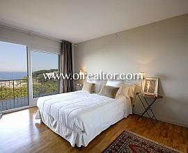 Fabulosa casa en venta con impresionantes vistas al puerto de Arenys de Mar