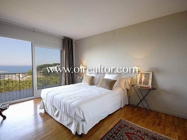 Fabulosa casa en venda amb impressionants vistes al por d'Arenys de Mar