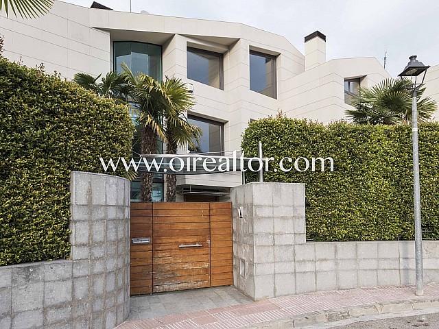 Exklusive Villa zum Verkauf in einer ruhigen Zone von Alella