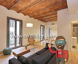 Precioso piso en venta en el barrio del Poble Sec, Barcelona