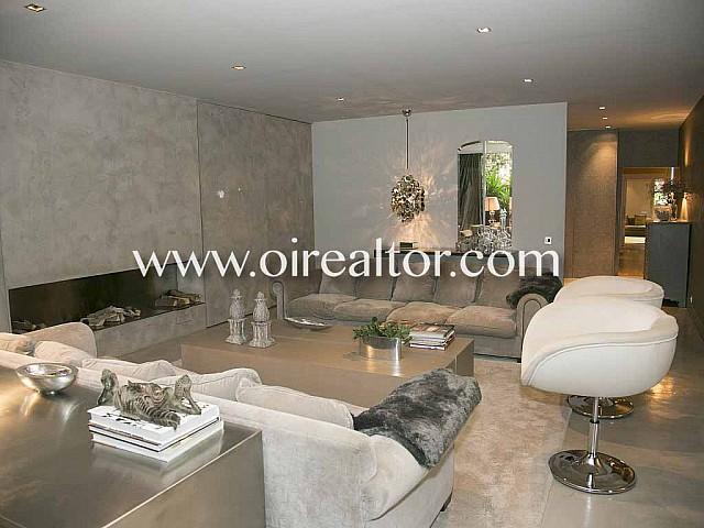 Exklusive Wohnung zum Verkauf in Sant Gervasi