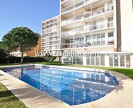 Gemütliche Wohnung zum Verkauf in Sant Andreu de Llavaneres in Maresme