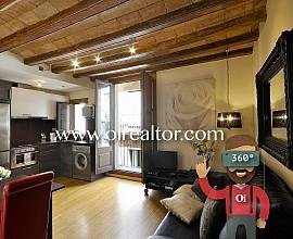 Apartment zum Verkauf, umgebaut, in Barcelonas Altstadt