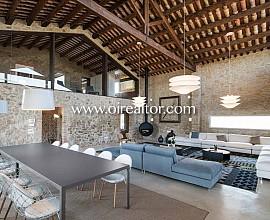Espectacular masia en venda amb reforma integral a Pals, Costa Brava