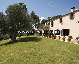 Espectacular masia en venda a Mont-Ras, Costa Brava