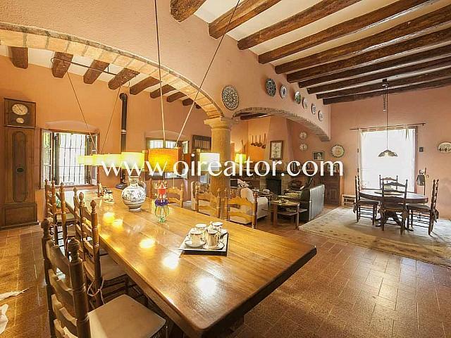 Fantastique masia du XVIIIème entièrement restaurée à vendre au Maresme, Sant Vicenç de Montalt