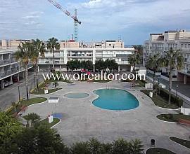 Excelente Ocasión: Precioso apartamento en venta  junto al Mar en Cubellas, Costa Dorada