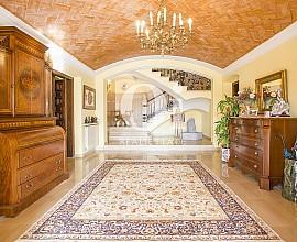Preciosa villa señorial en venta totalmente reformada en Teià, Maresme