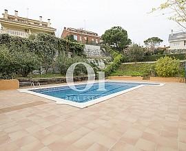 Großes Einfamilienhaus zum Verkauf in Teià, Maresme