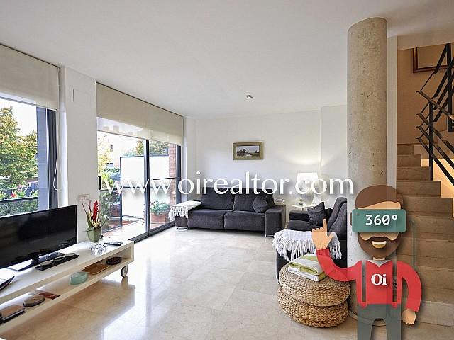 Soleada casa en venta en Arenys de Mar