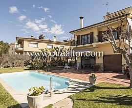 Casa independiente con magnificas vistas cerca del centro de Canet de Mar