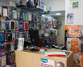 Alquiler de Accesorios móviles en Eixample Izquierdo.