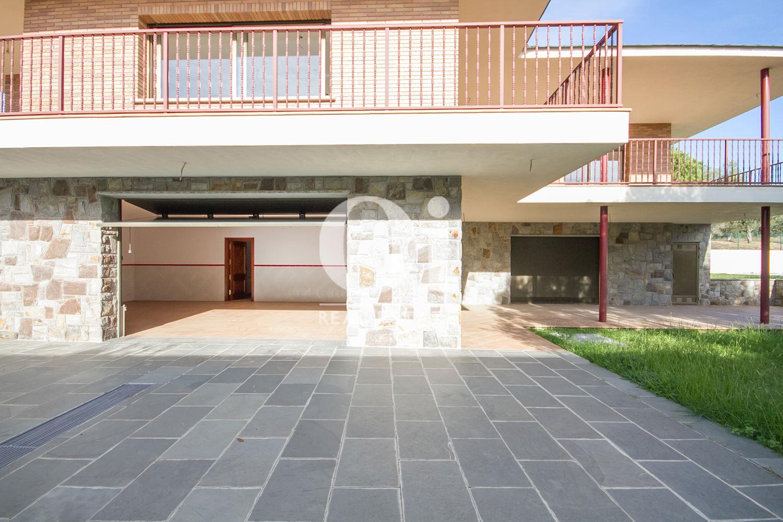 Patio de casa en venta en L'Atmetlla del Vallès