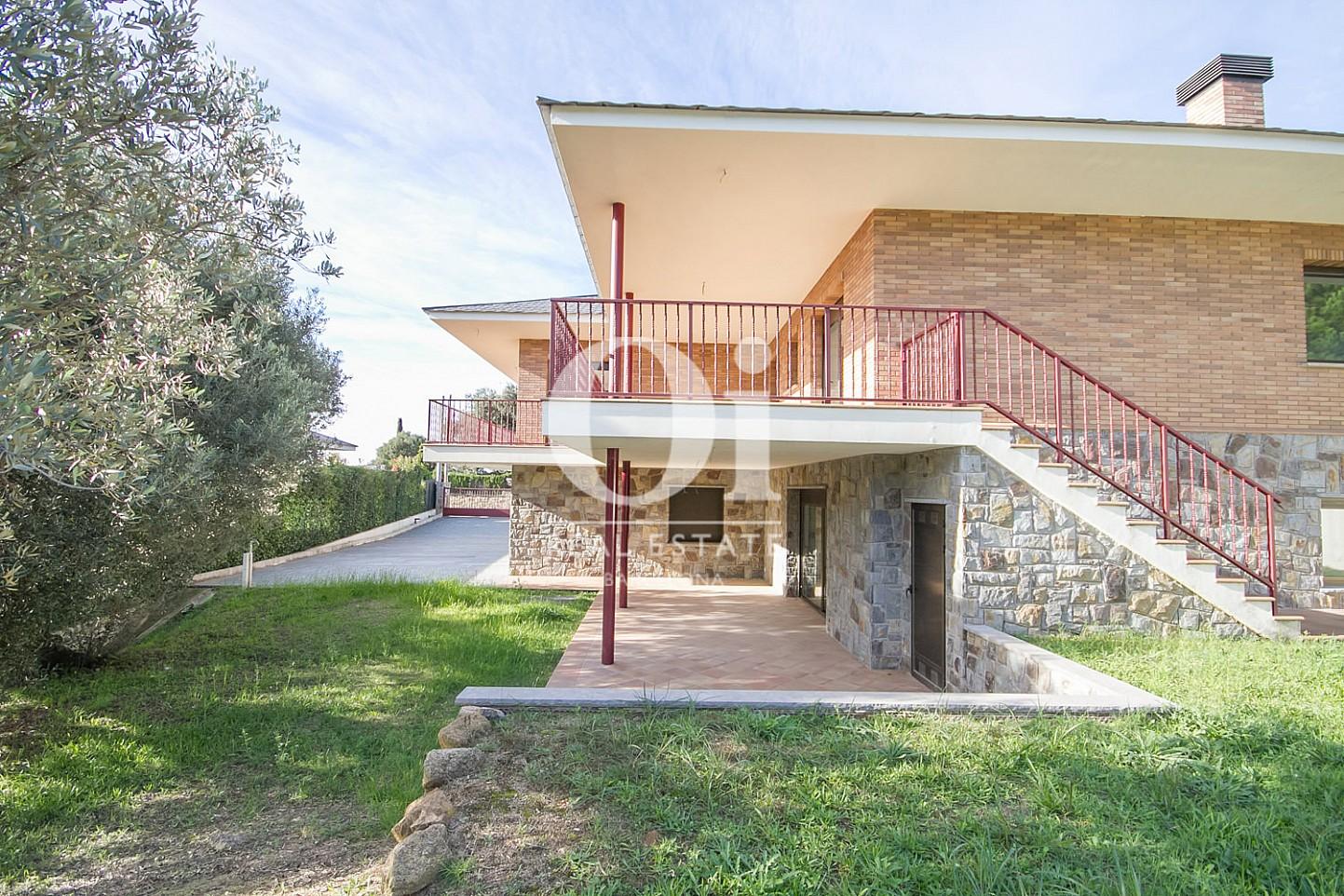 Jardín de casa en venta en L'Atmetlla del Vallès