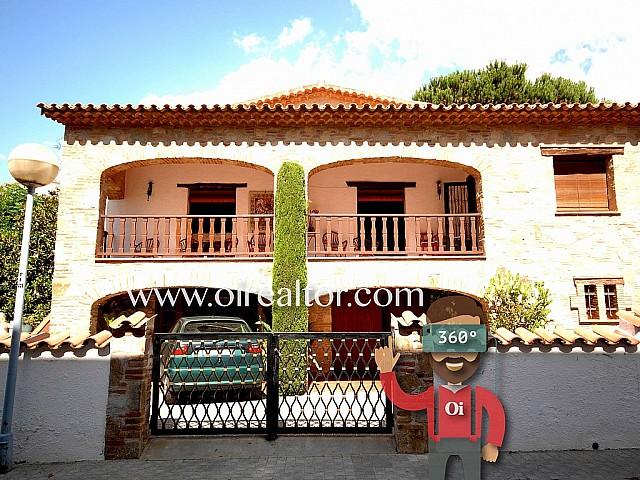 Großartiges, rustikales Haus im Zentrum von Argentona, Maresme
