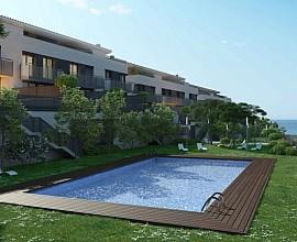 Продается новый дом с бассейном в Тейя, Маресме
