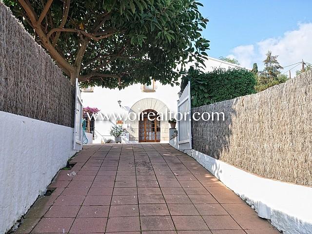 Villa for sell Premià de Dalt, Oi Realtor5
