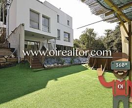 Espectacular casa en venta en Vallromanes, Maresme
