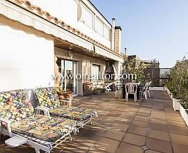 Sublime Penthouse zum Verkauf in der besten Verteil von Sant Gervasi-Bonanova, Barcelona