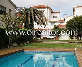 Продается роскошный дом в Сант Пере де Рибес