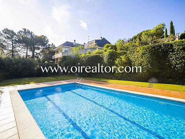 Luxosa vila en venta en Sant Andreu de Llavaneres, Maresme