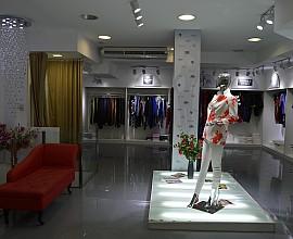 Alquiler de tienda de moda en  la zona Alta de Barcelona.