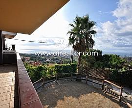 Magnifica casa unifamiliar en la parte alta de Mataró