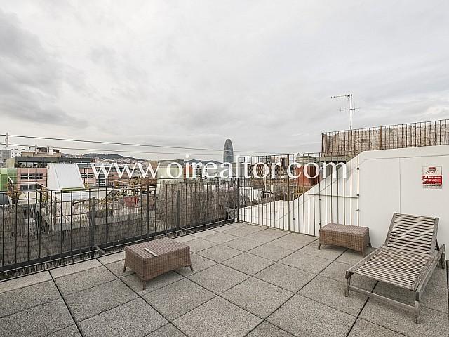 Penthouse-Loft for sale in Poble Nou, Barcelona