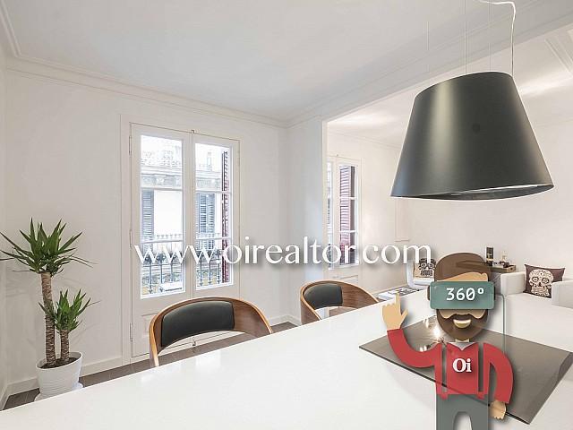 Продается квартира с ремонтом в районе Барселонета