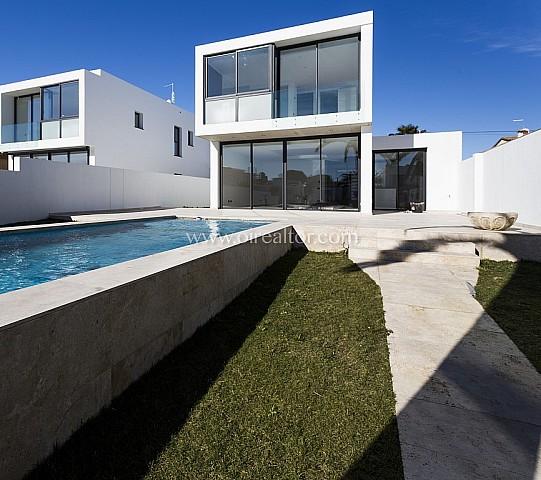 Casa nueva con embarcadero privado Empuriabrava, Girona