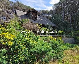 Casa de fusta a Arenys de Munt