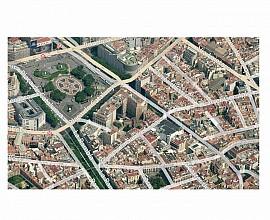 Immeuble en vente dans le centre de Barcelone